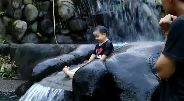 Kolam Renang untuk keluarga di Bandar lampung
