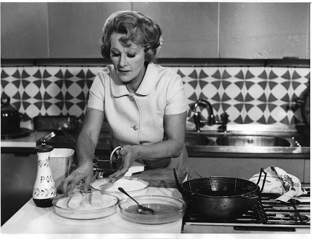 Fanny Cradock Biography