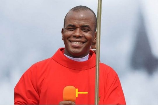 Fr Mbaka Missing? Ohaneze Raises Alarm Over The Whereabouts Of Popular Cleric