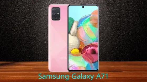 سعر ومواصفات Samsung Galaxy A71 إبداع للفئة المتوسطة-المميزات والعيوب