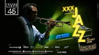 Concierto de JON FADDIS en Bogotá (Trompetista)