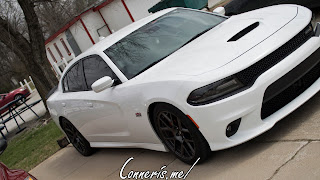 Dodge Charger Scat Pack Bright White