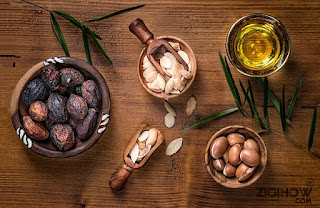 BENEFITS OF ARGAN OIL FOR HAIR AND SKIN 2