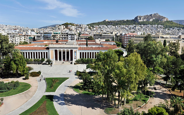 National Archaeological Museum in Athens celebrates 150 years since its foundation