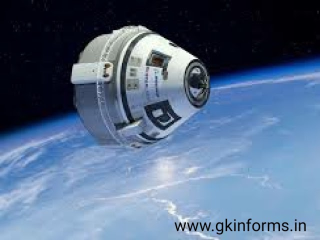 NEXT-GENERATION SPACE CAPSULE