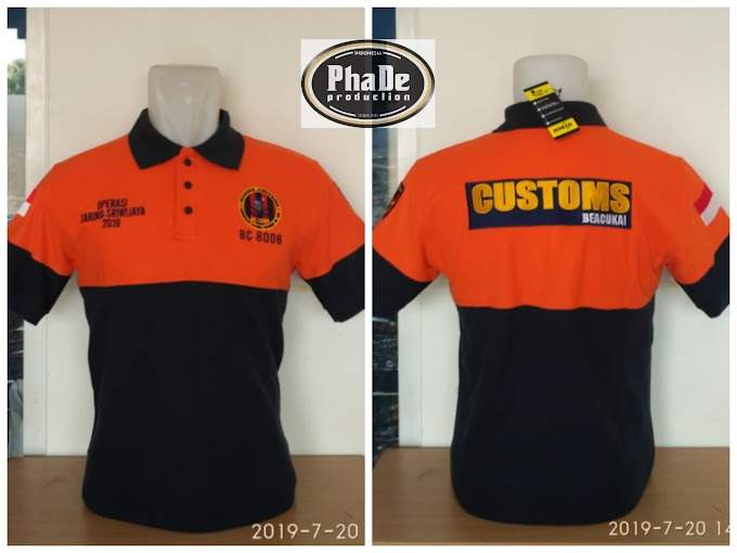 POLO CUSTOMS OPERASI JARING SRIWIJAYA