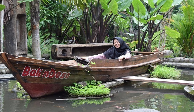Kampung Flory Sleman Pilihan Wisata Keluarga Berkonsep Agro