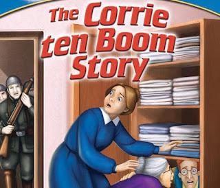 Corrie ten Boom Story Movie