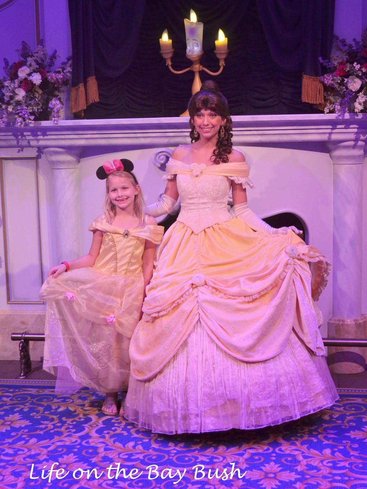 Disney's Magic Kingdom Belle