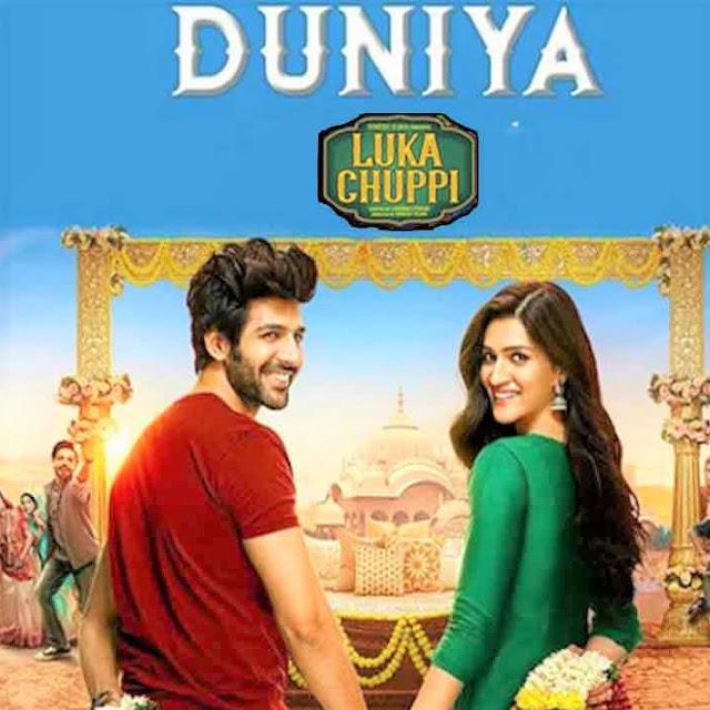 Duniya Lyrics - Luka Chuppi - Akhil