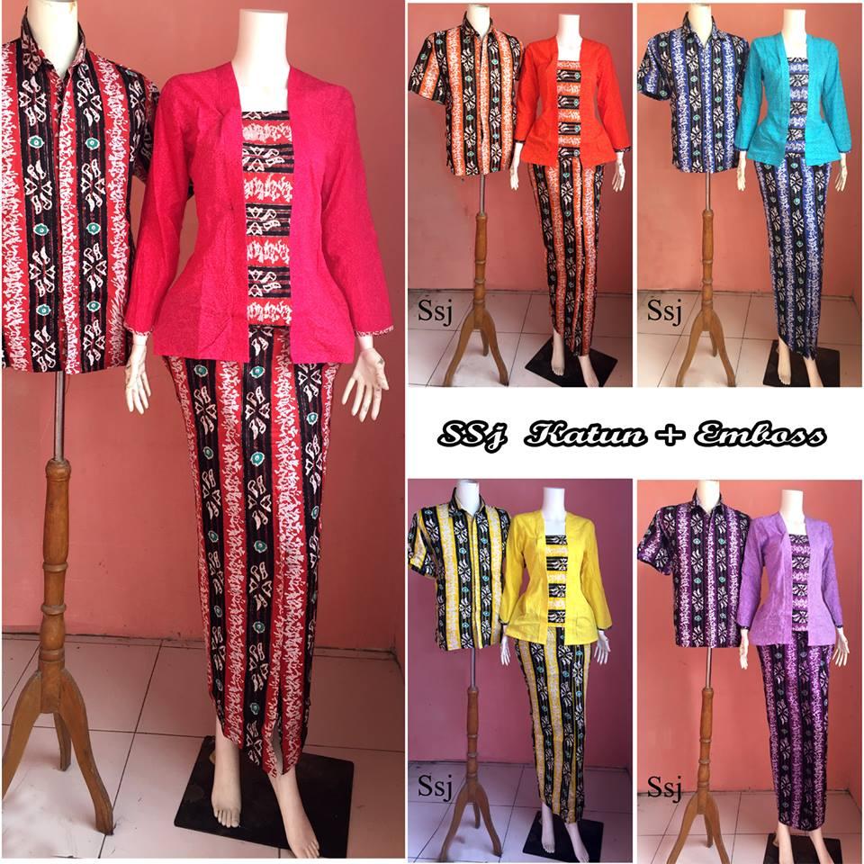 Model baju batik modern tahun ini - Model Baju Batik Pramugari