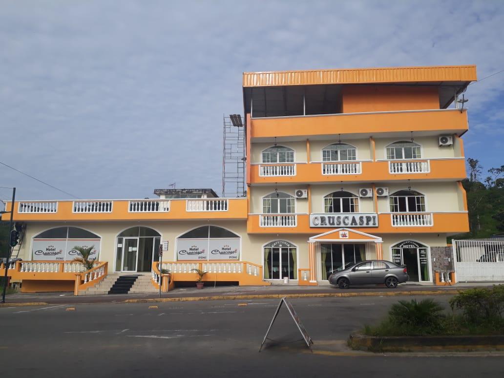 Hoteles en Tena