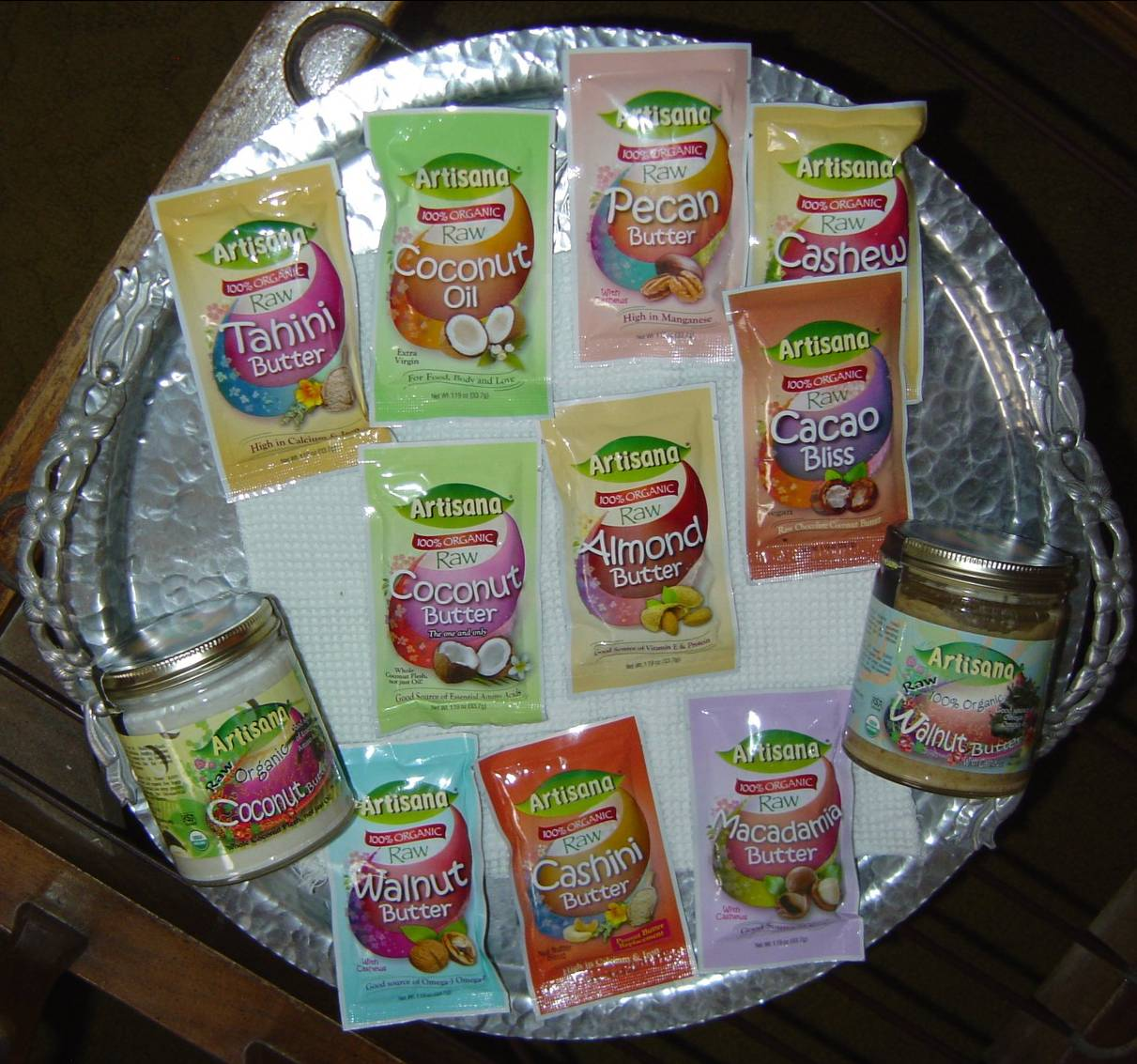 Artisana Organics Nut Butters