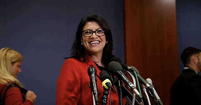 Another Anti-Semitic Trope: Rashida Tlaib Attempts To Spin Hamas' Attack On Israel