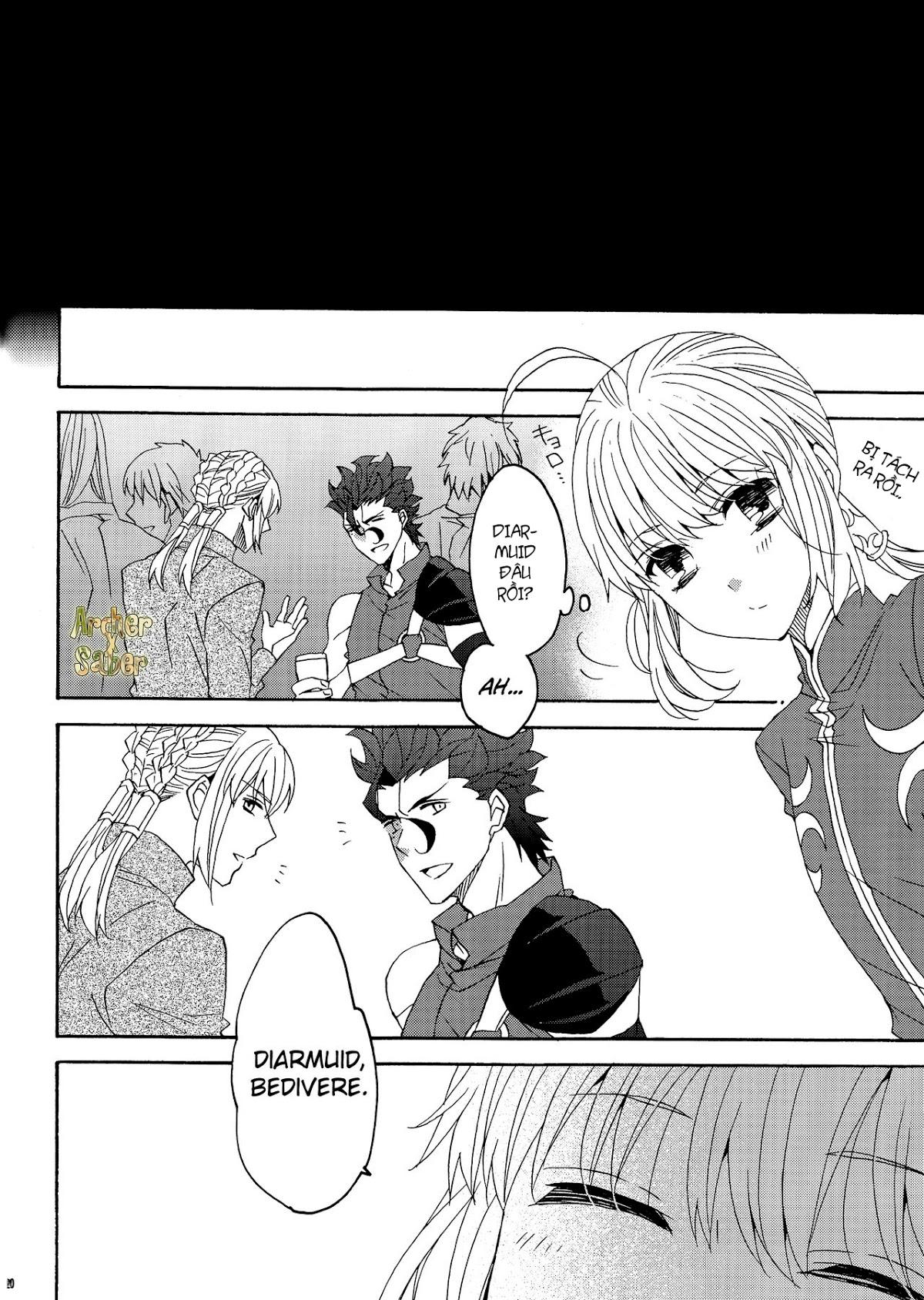 Hình ảnh 1966614727410702 page20 in Hana to Hachimitsu Kouhen