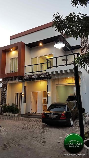 Rumah Full Perabot jalan Magelang Km 5