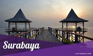 surabaya, kota surabaya, wisata Surabaya