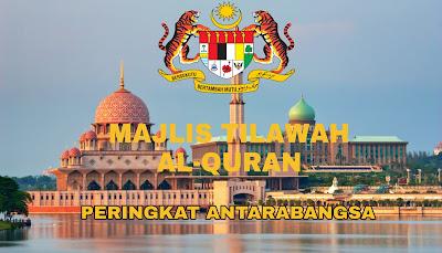Keputusan Pemenang Tilawah Al-Quran Antarabangsa 2019