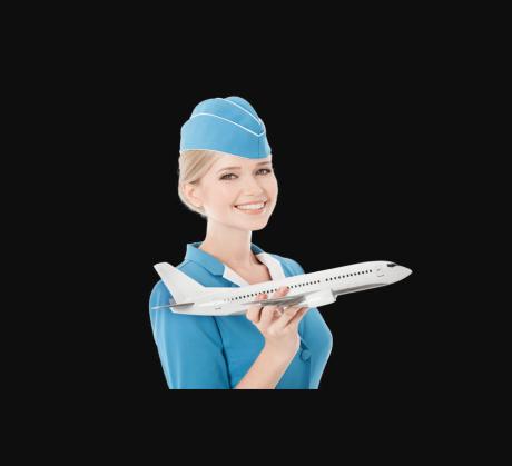 الضيافة الجوية - التدريب العملي بمركز تدريب شركة مصرللطيران