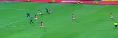 بيراميدز إلى ربع نهائى كأس مصر بالفوز على الأهلى بهدف تراورى