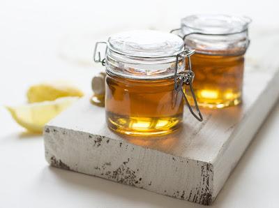 olejowanie na podkład z miodu