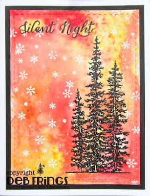 Silent Night 2 - photo by Deborah Frings - Deborah's Gems