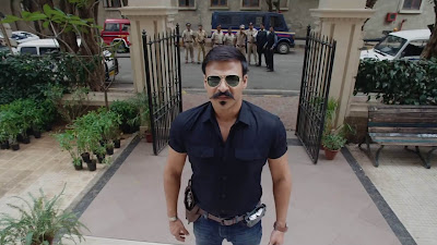 Vivek Oberoi inspector general of police HD Photo