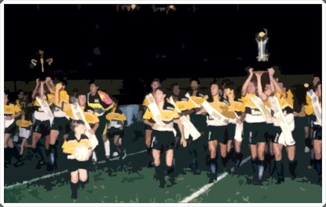 Criciúma Copa do Brasil 1991