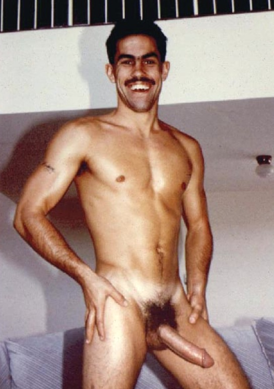 And have Retro mustache men naked was