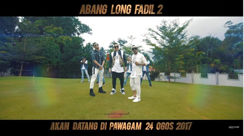 Lirik Lagu OST Abang Long Fadil 2 - SENORITA | Syamsul Yusof & Dato' AC Mizal Feat. Shuib