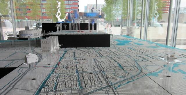 largest lego city, KAF, architect