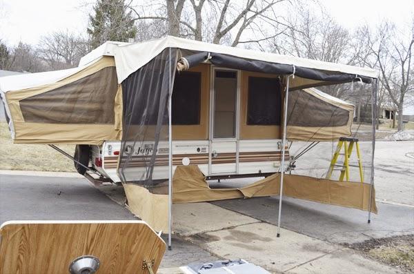 Roof Repair new: Pop Up Camper Roof Repair