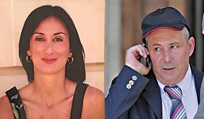 Ποινή «χάδι» στους δολοφόνους της δημοσιογράφου που τα είχε βάλει με τη μαφία της Μάλτας