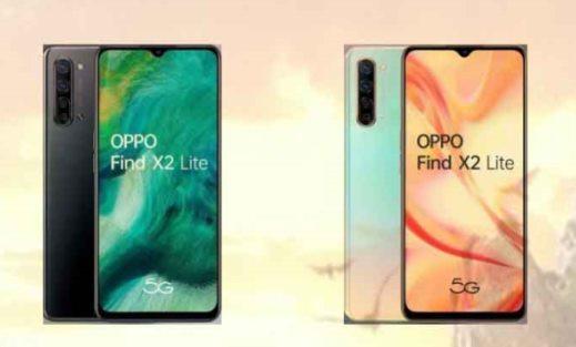 Oppo Find X2 Lite Dirilis dengan Snapdragon 765G dan Kamera 48 MP