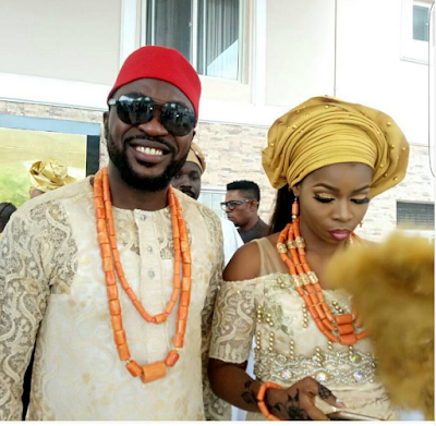 First photos/ video of Comedian Buchi's exquisite wedding in Benin City