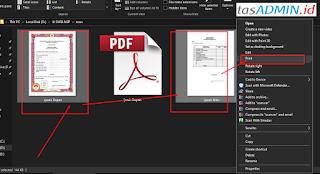 simpan jpg pdf lebih dari satu