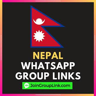 Nepal WhatsApp Group links