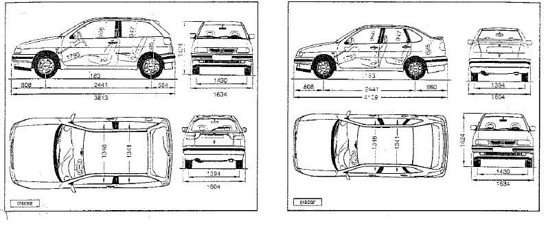 Manuales de mecánica y taller: Seat Ibiza y Cordoba manual