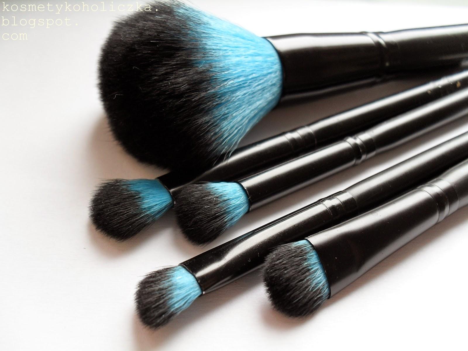 Pędzle do makijażu: Sunshade Minerals: recenzja