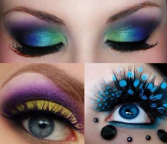 Carnaval permite ousadia e criatividade na maquiagem