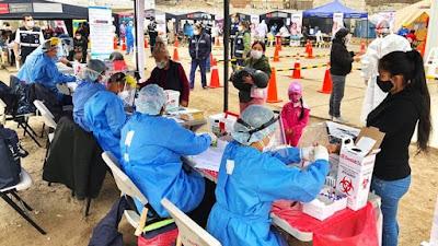 Emergencia sanitaria en Perú se extiende hasta el 7 de diciembre