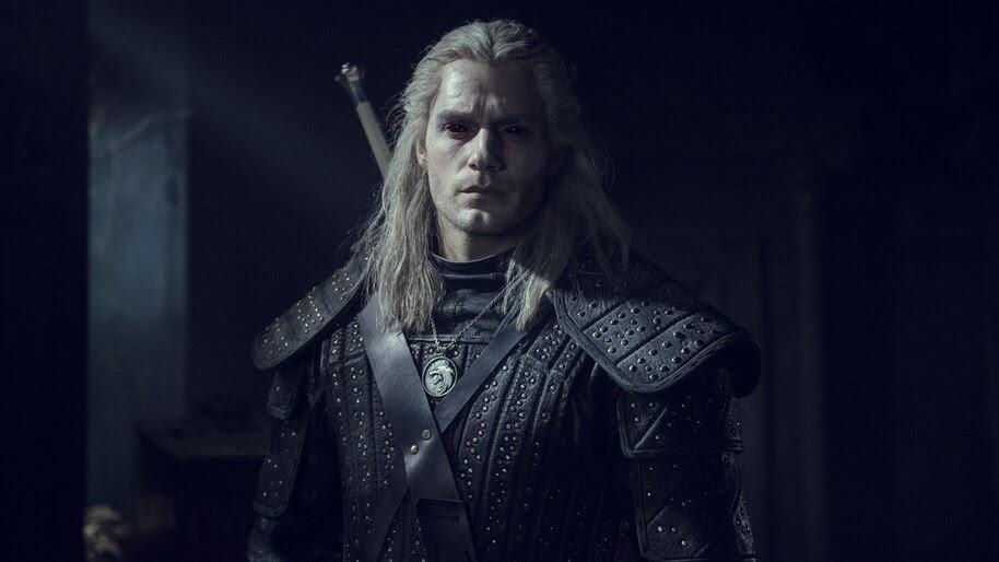 Geralt, The Witcher, Netflix, Henry Cavill, 8K, #7.1004