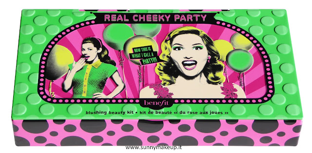 Benefit - Real Cheeky Party Kit.