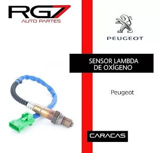 Sensor Lambda De Oxígeno Peugeot 206 207 307 408 Y Partner Venta de repuestos Peugeot, Volkswagen, Citroen, Centauro, Renault y Chery. En Autopartes RG7 Puedes comprar por internet sin salir de casa. Realizamos entregas a domicilio en toda Venezuela. Compras al por mayor, repuestos nuevos autos Autopartes mercadolibre
