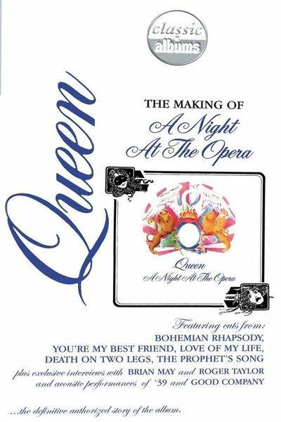 Classic Albums - Queen A Night At The Opera (Documental)
