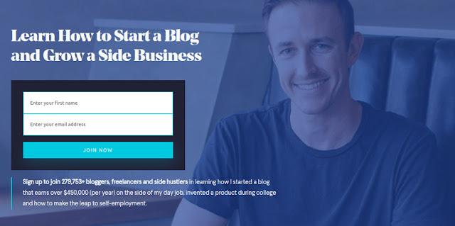 Yuk Pelajari Bagaimana Ryan Robinson Menghasilkan 30.000 Dollar Perbulan Dari Blog