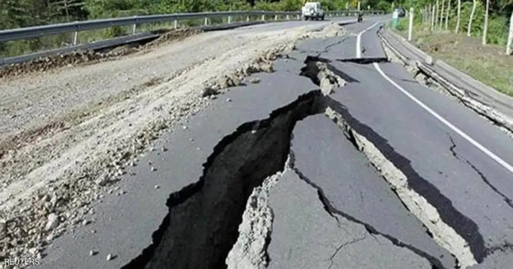 A violent earthquake shakes Greece with a magnitude of 5.1