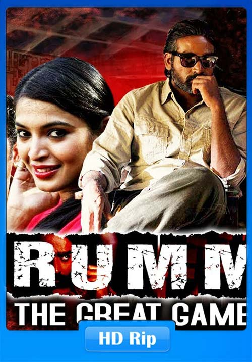 Rummy The Great Gambler Soodhu Kavvuum 2019 Hindi 720p x264 | 480p 300MB | 100MB HEVC