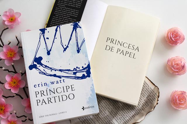 Príncipe Partido - The Royals #02 - Erin Watt