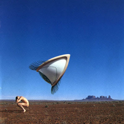 Rest In Peace, Storm Thorgerson: The Cranberries - Bury The Hatchet